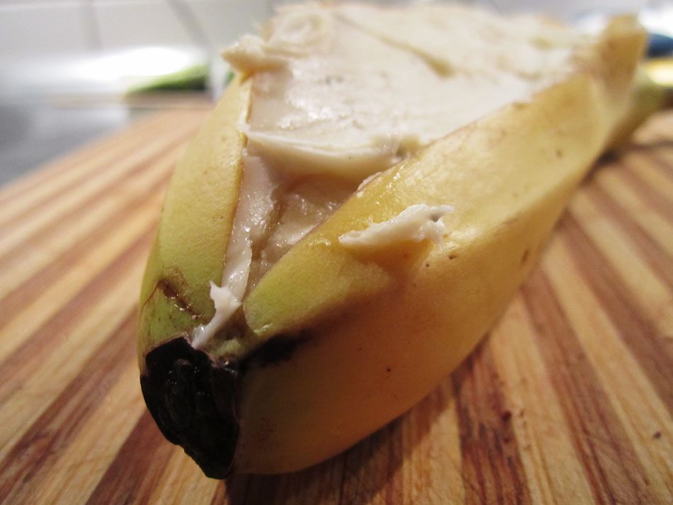 Gegrillte banane02