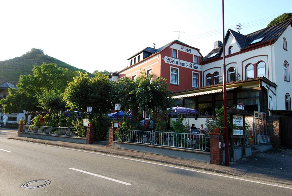 Hotel Restaurant Weinhaus Klas