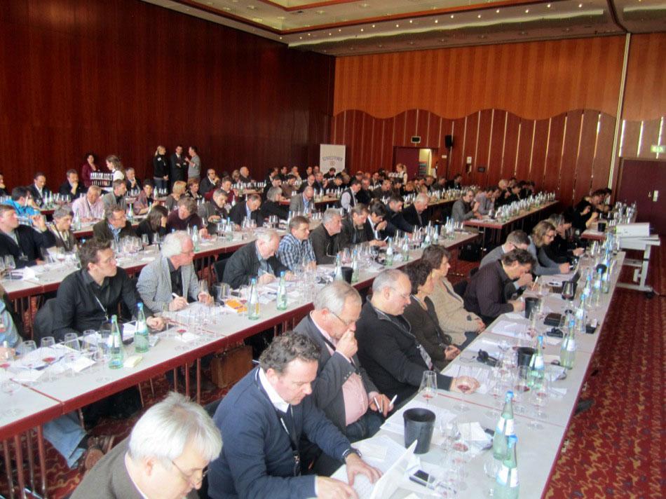 Internationales Spätburgunder Symposium 2014 - 2 Eintrittskarten für die Leistungsschau gewinnen
