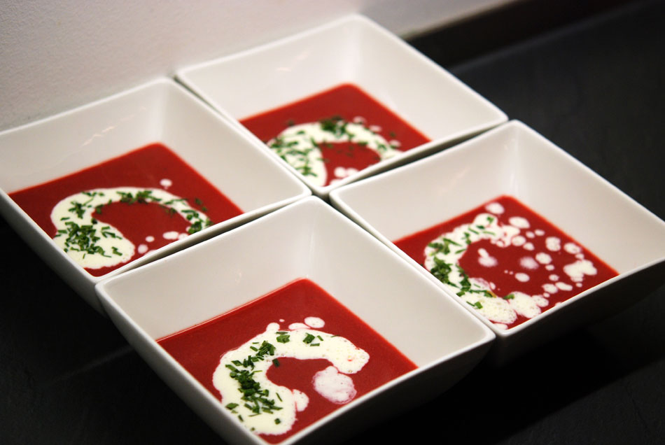 Rote beete suppe 01