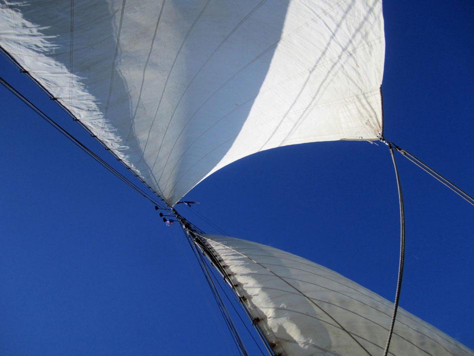 Kochen auf dem Schiff u2013 Segeln auf dem Ijsselmeer mit 22 Personen auf der Hoop doet Leven