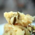 "Drei! Jahre ""Arthurs Tochter Kocht"" – Heute: Hauptspeise – Knoblauch-Oliven-Kartoffel-Püree"