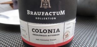 BraufactuM Colonia zu gegrilltem Steak aus der Hochrippe und Kichererbsen-Salat