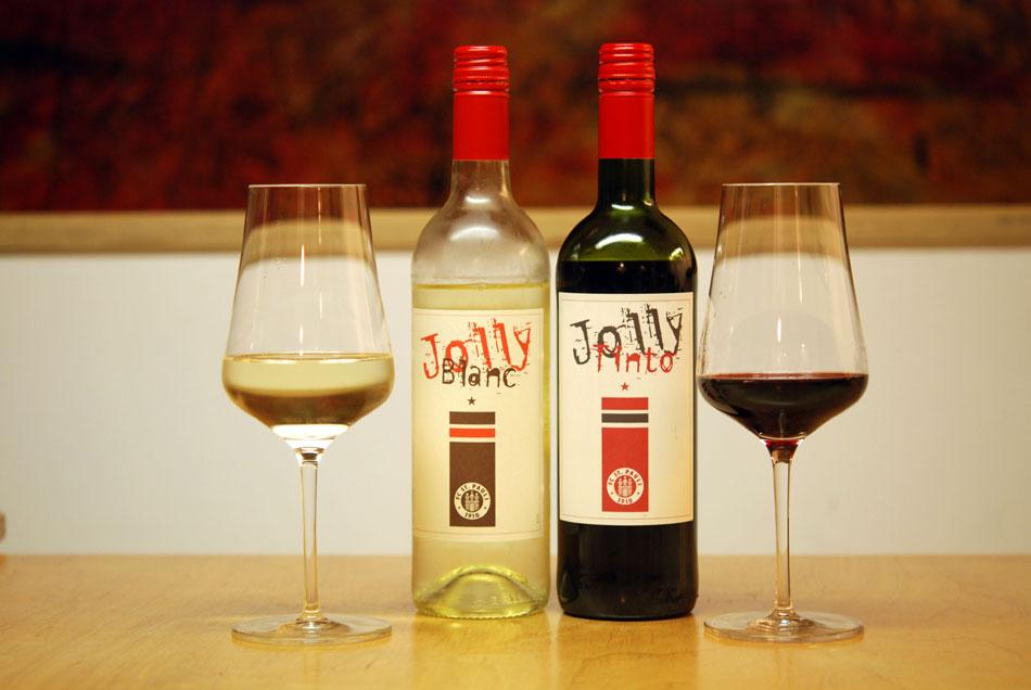 Jolly Blanc & Jolly Tinto
