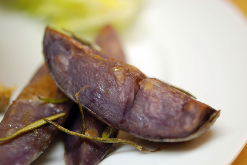 Trüffel-Kartoffel-Wedges