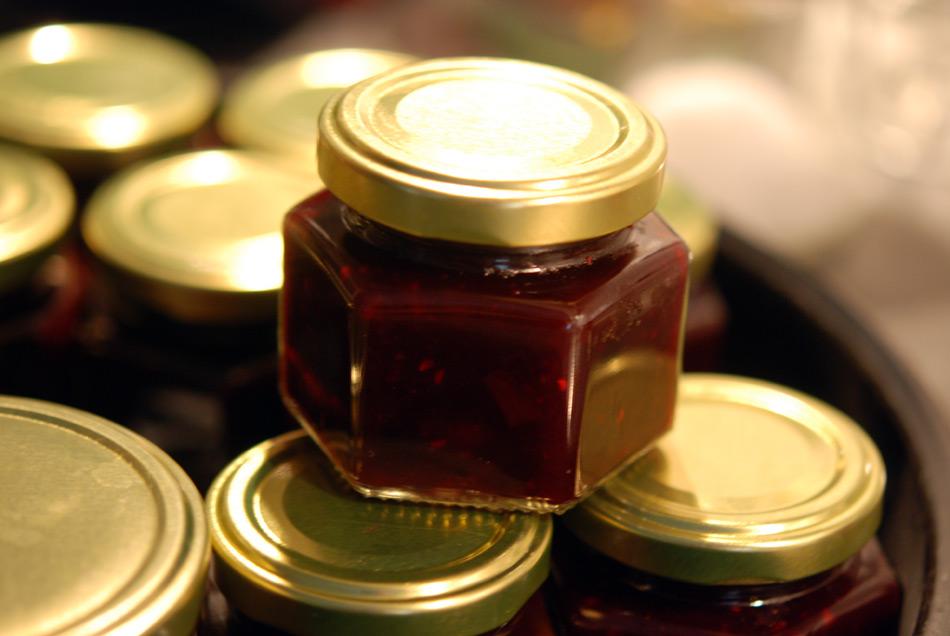 Waldbeeren Chutney selber machen - für Käse, geräucherte Gänsebrust und Fleisch