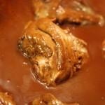 Langsam geschmorte Lammhaxe – in fünf Stunden zum zarten Genuss