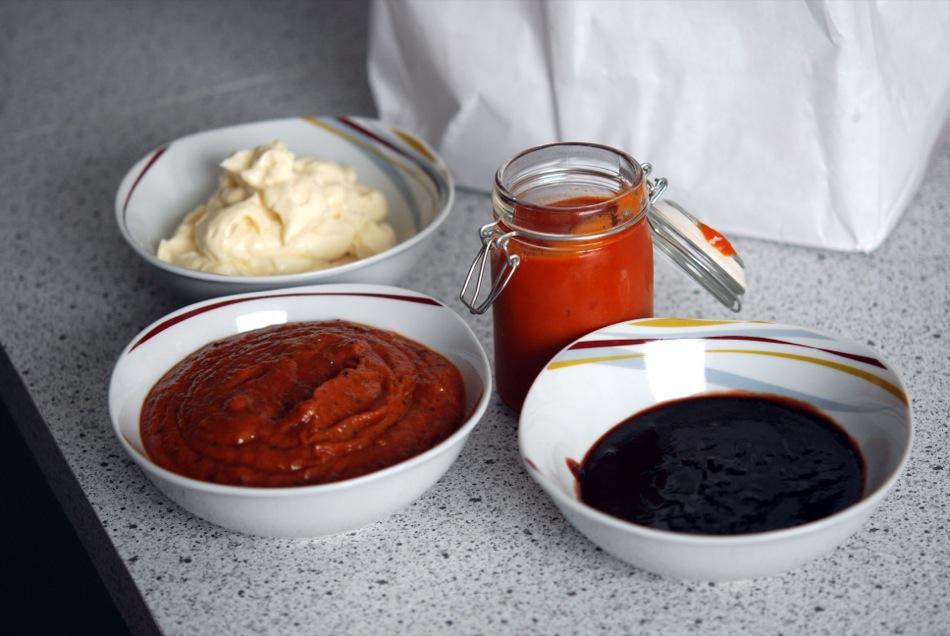 BBQ-Saucen Battle von Latenightblock, Culinaricast &Küchenjunge