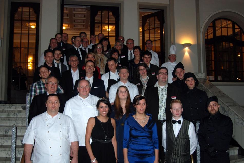 Und hier noch die Winzer, Köche und Akteure von Gourmet & Wein 2013