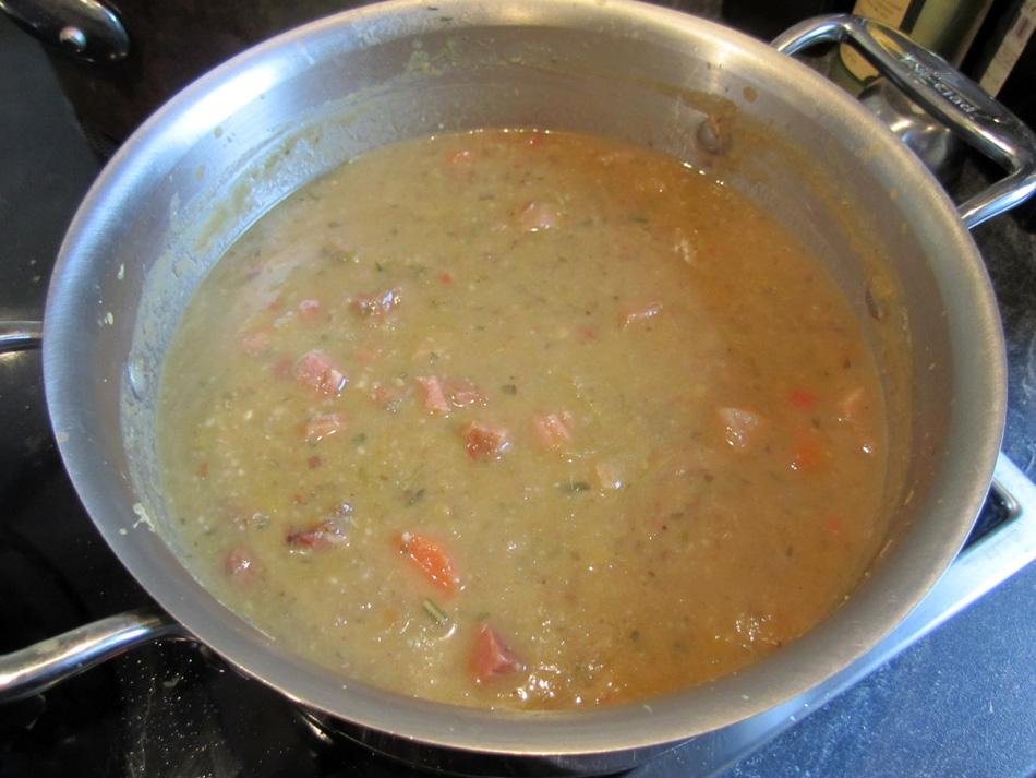 Ribollita vom Cöxchen - Eine toskanische Bohnensuppe mit der rheinischen Urbohne