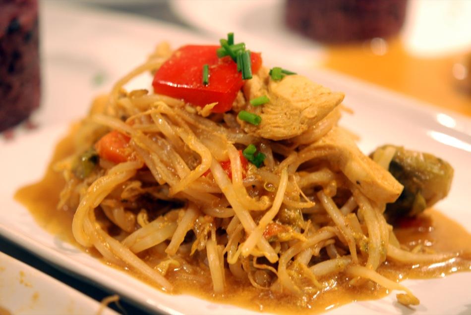 Hähnchen-Curry