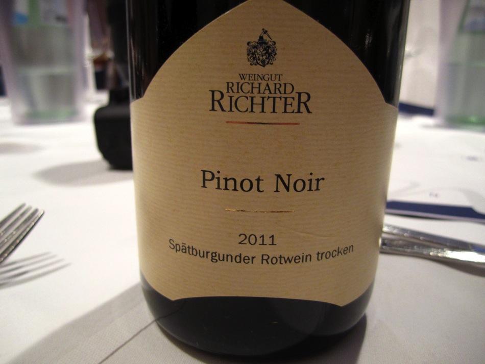 Weingut Richard Richter - Pinot Noir 2011 - trocken