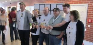 VinoCamp 2013 - Mein Rückblick mit viel Schaum & Wein