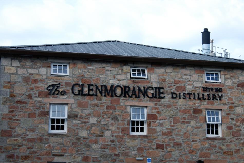 Glenmorangie Distillerie