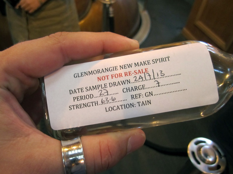Der Glenmorangie New Make Spirit