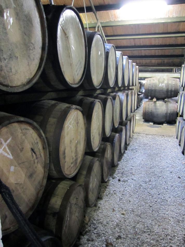 Glenmorangie distillery 48