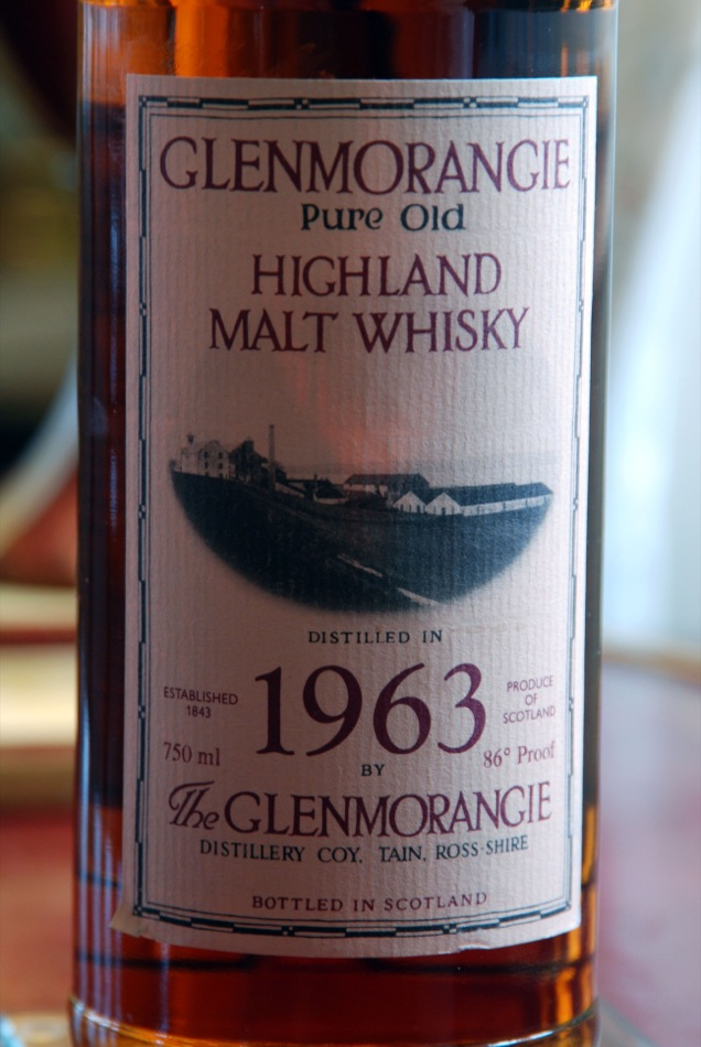 Glenmorangie 1963 - Abfüllung 1987