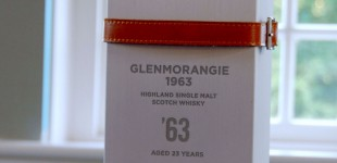 Glenmorangie Single Malt Whisky 1963er Jahrgang - Limited Edition
