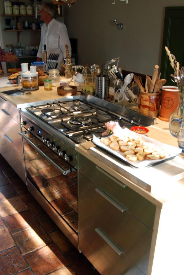 Guiseppina's neue Küche - Auf diesen Herd bin ich neidisch