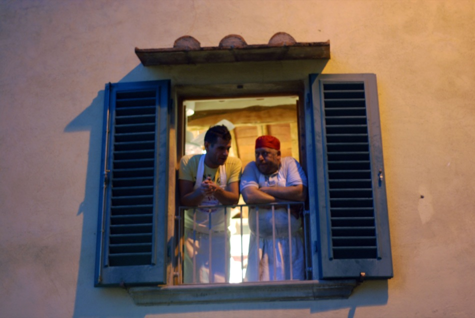 Die Köche von Dario Cecchini