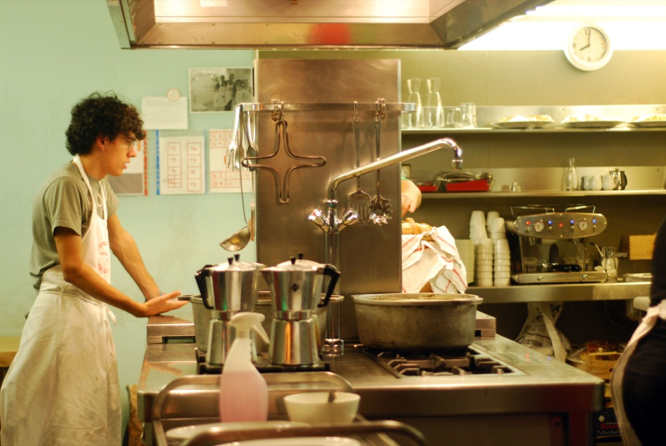 Die Küche von Dario Cecchini