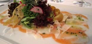 Restaurant Prümer Gang - Ahrweiler - Carpaccio, Arancino, Iberico