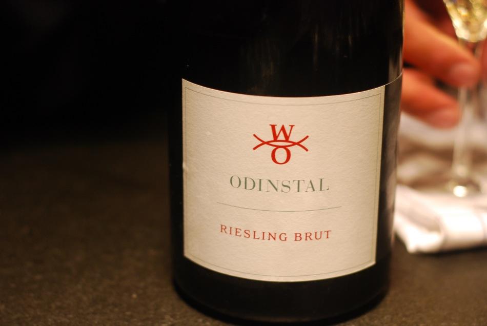 Riesling brut - Weingut Odinstal Magnum