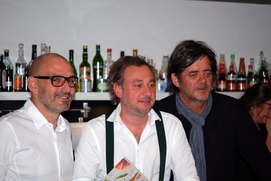 Stevan Paul, Torsten Goffin, Marco