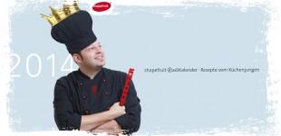 shapefruit RadiKalender 2014 - Rezepte vom Küchenjungen - 1 Jahr - 12 Rezepte