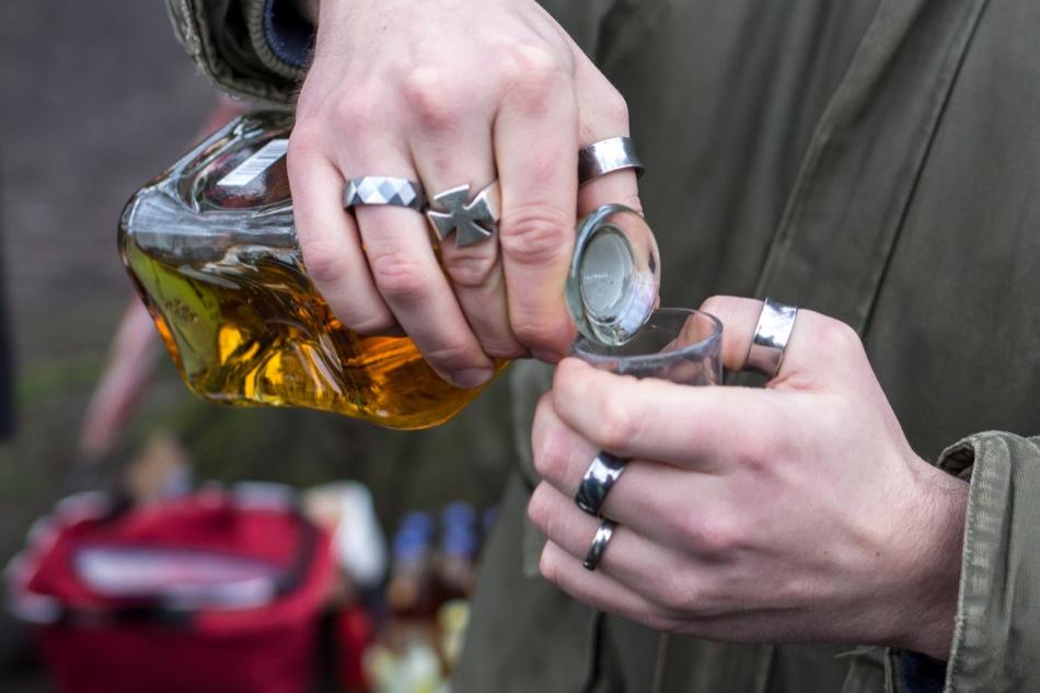 ... und am Whisky - Foto ohallmann