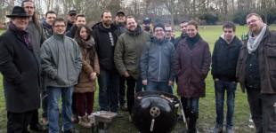 Rückblick Küchenfunk Angrillen 2014 in Köln mit unseren Hörern