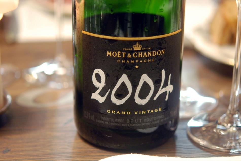 Moët & Chandon - Grande Vintage 2004