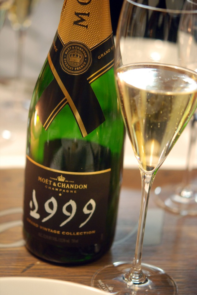 Moët & Chandon - Grande Vintage Collection 1999