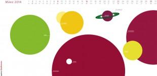 RadiKalender 2014 - Rezept März - Rote Beete Suppe
