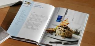 """Verlosung: Mein """"Türmchen vom Hühnchen"""" im Staatlich Fachingen Kochbuch Nr. 3"""