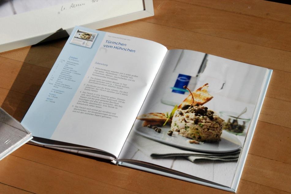 Staatlich Fachingen Kochbuch Nr. 3
