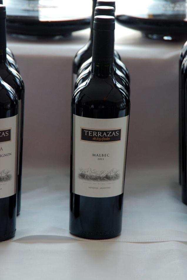 Terrazas - Malbec 2011