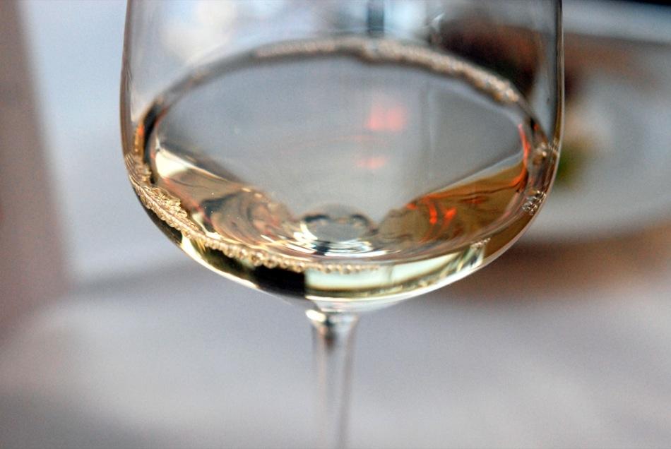 Dazu ein Tarrazas Chardonnay 2012