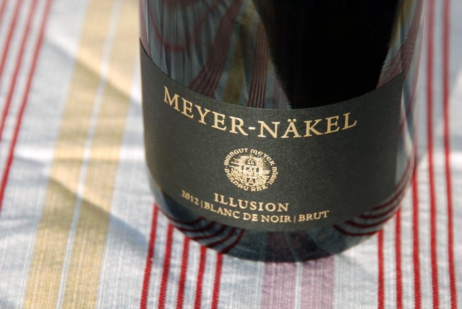 Meyer-Näkel Illusion 2012 Blanc de Noir Brut von der Ahr