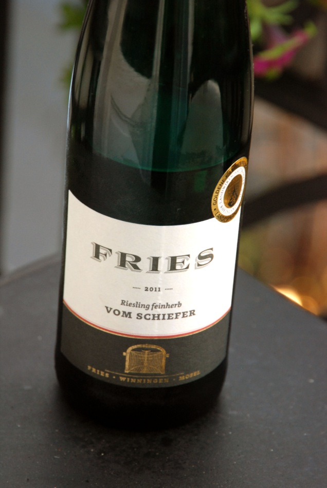Riesling vom Schiefer - Weingut Fries - 2011 - Mosel