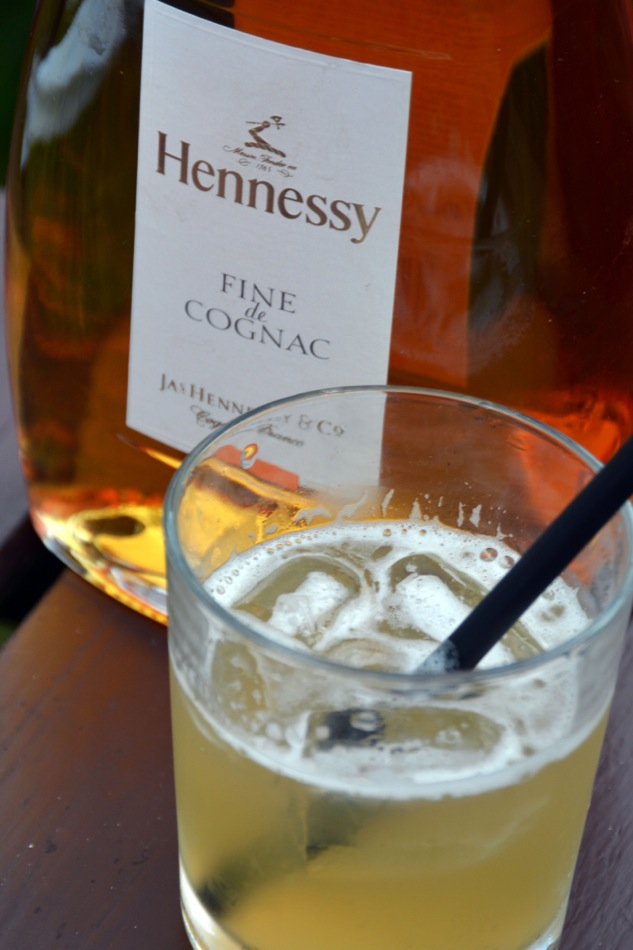 East India Cocktail - Cognac-Cocktail mit Hennessy - Fine de Cognac