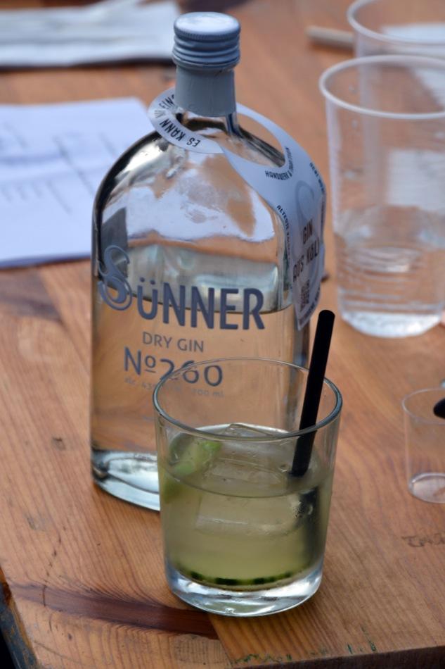Gin Garden (Neuseeland) - mit Sünner Gin