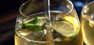 Der Cognac Summit - Cocktail als Aperitif für die heißen Tage