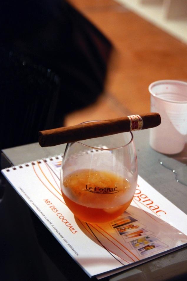 Cognac & Zigarre