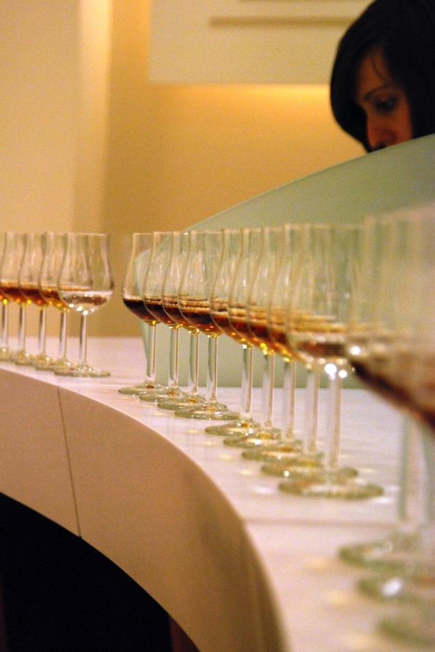 Cognac Tastingraum Hennessy