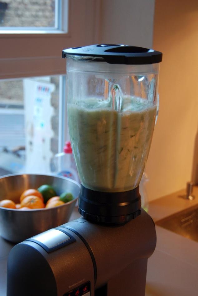 Gurken salat smoothie 1