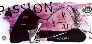 RadiKalender 2014 - Rezept August - Panna Cotta mit Passionsfrucht-Sauce