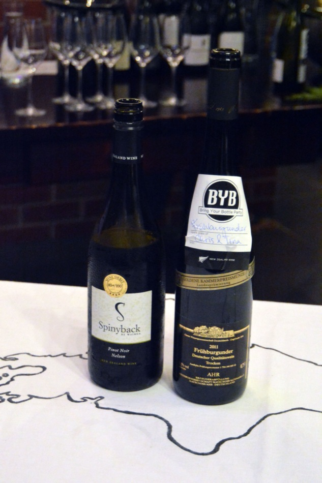 Neuseeland Bring-your-Bottle-Party im Marieneck - Köln