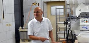 Freibäcker Arnd Erbel - ein Genusshandwerker der seinen Beruf liebt