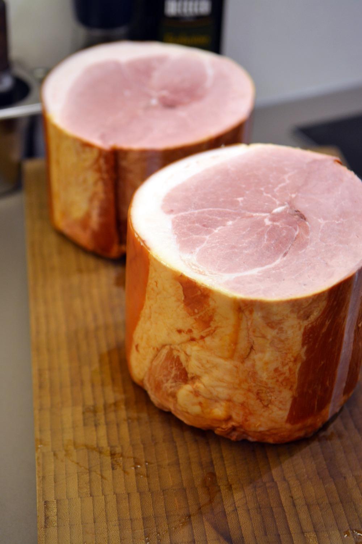 Roher & Gekochter Schinken vom Schwäbisch Hällischen Schwein